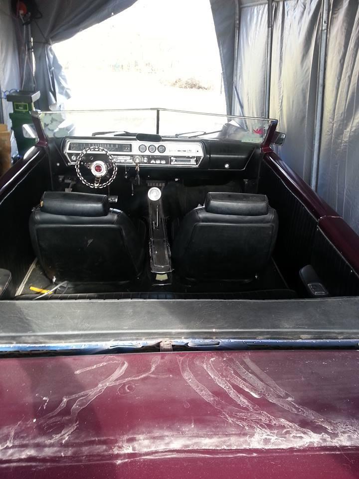 Oldsmobile 1961 - 1964 custom & mild custom 13051510