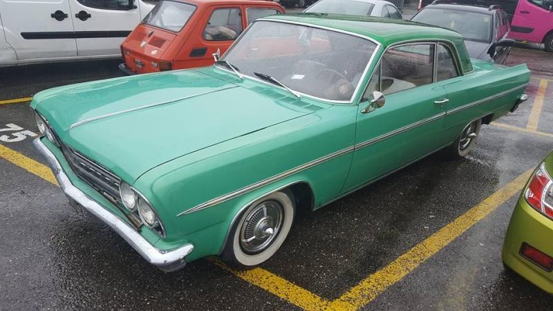 Oldsmobile 1961 - 1964 custom & mild custom 13055410