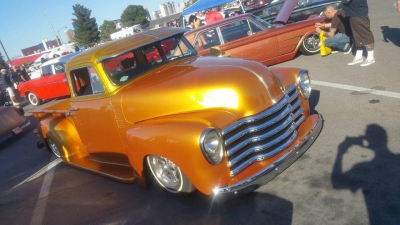 Chevy Pick up 1947 - 1954 custom & mild custom - Page 4 13055510