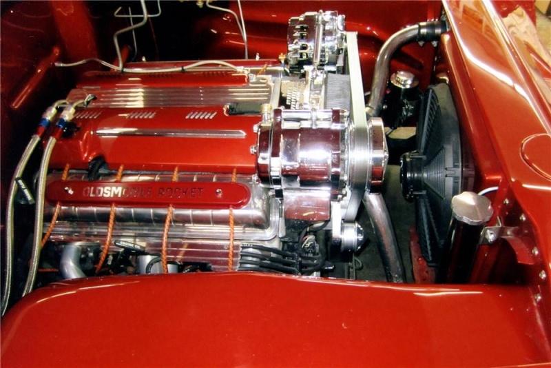 Chevy 1953 - 1954 custom & mild custom galerie - Page 12 13055810