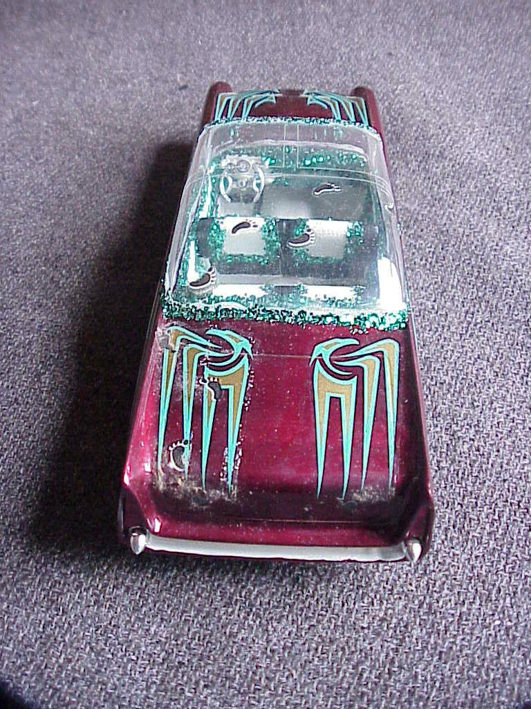 Vintage built automobile model kit survivor - Hot rod et Custom car maquettes montées anciennes - Page 5 13062410