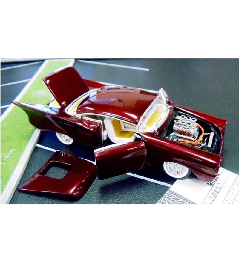 Vintage built automobile model kit survivor - Hot rod et Custom car maquettes montées anciennes - Page 5 13062411