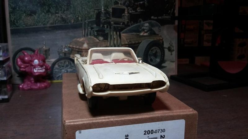 Vintage built automobile model kit survivor - Hot rod et Custom car maquettes montées anciennes - Page 5 13062412