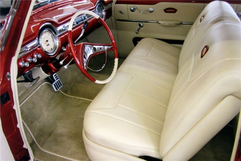 Chevy 1953 - 1954 custom & mild custom galerie - Page 12 13072610
