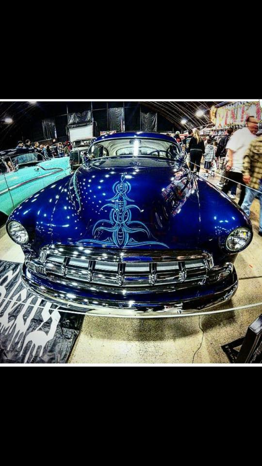 Chevy 1949 - 1952 customs & mild customs galerie - Page 22 13096210
