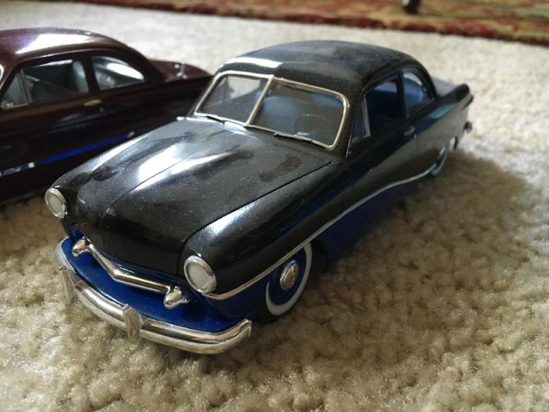 Vintage built automobile model kit survivor - Hot rod et Custom car maquettes montées anciennes - Page 5 13113010