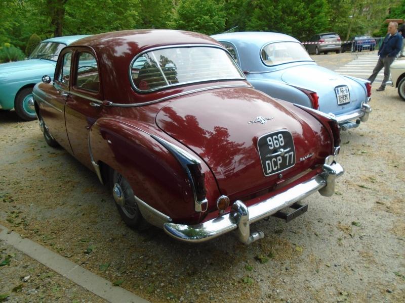 Renaults Frégate et voitures anciennes à Nerac (47) 13115910