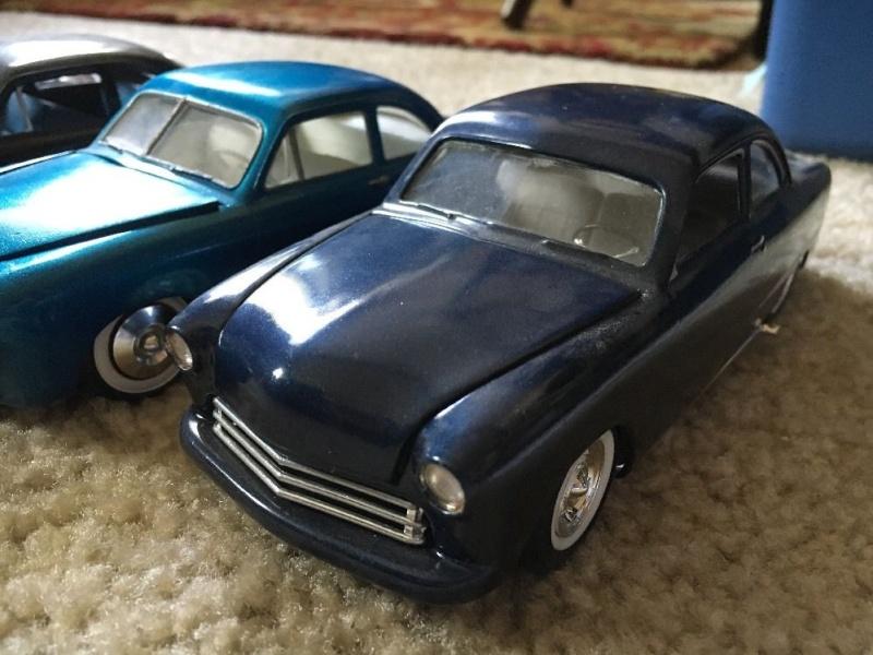 Vintage built automobile model kit survivor - Hot rod et Custom car maquettes montées anciennes - Page 5 13116010