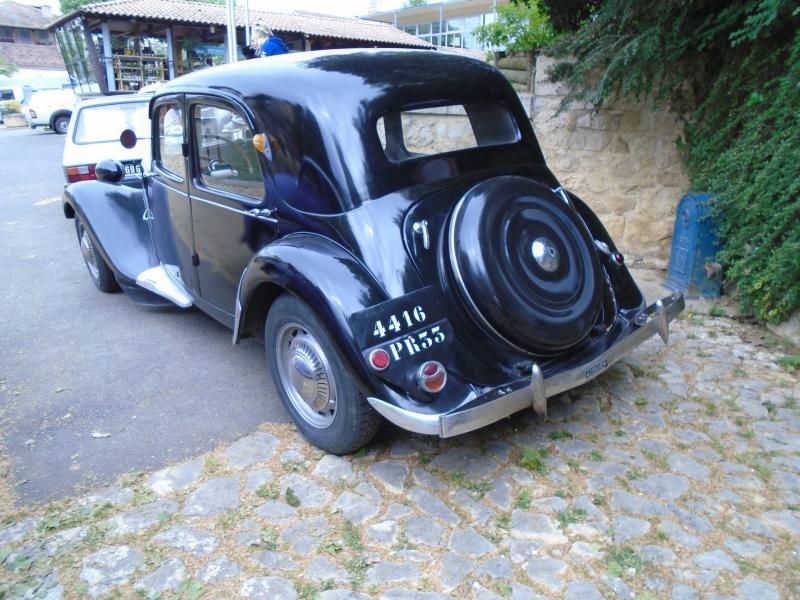 Renaults Frégate et voitures anciennes à Nerac (47) 13116012