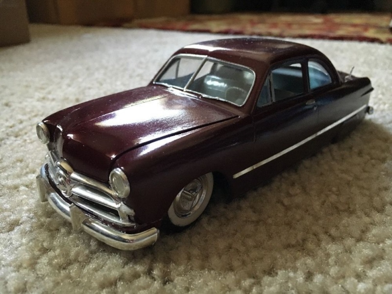 Vintage built automobile model kit survivor - Hot rod et Custom car maquettes montées anciennes - Page 5 13116110