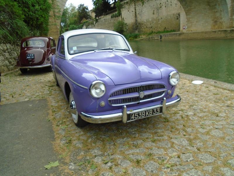 Renaults Frégate et voitures anciennes à Nerac (47) 13116410