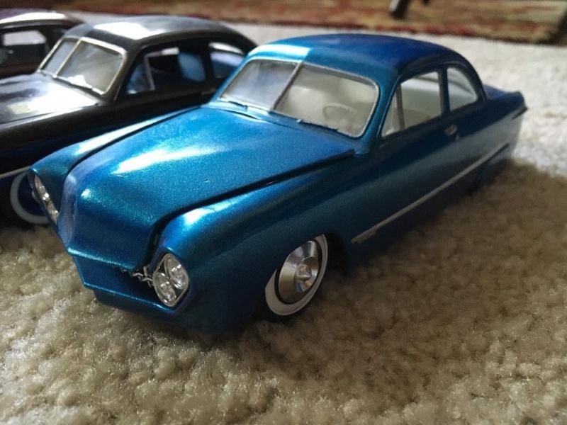 Vintage built automobile model kit survivor - Hot rod et Custom car maquettes montées anciennes - Page 5 13119910