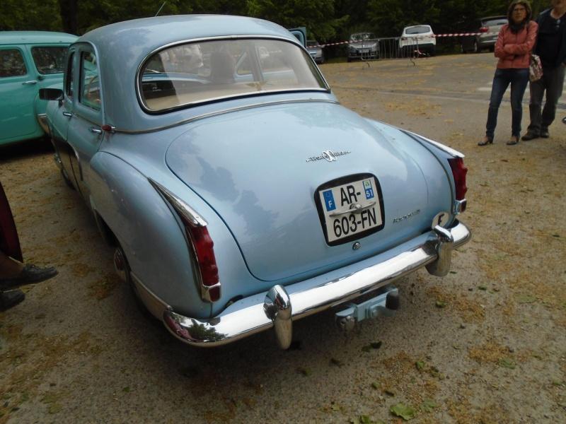 Renaults Frégate et voitures anciennes à Nerac (47) 13123011
