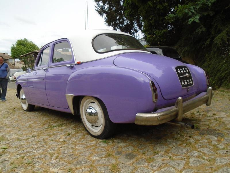 Renaults Frégate et voitures anciennes à Nerac (47) 13123212