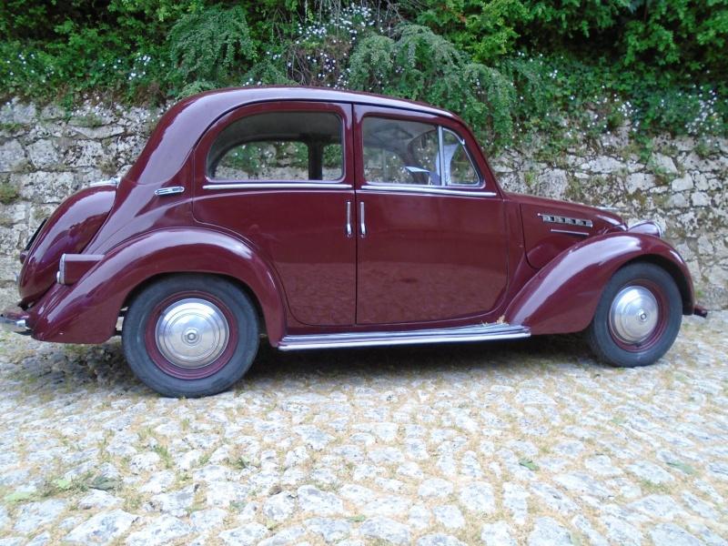 Renaults Frégate et voitures anciennes à Nerac (47) 13123213