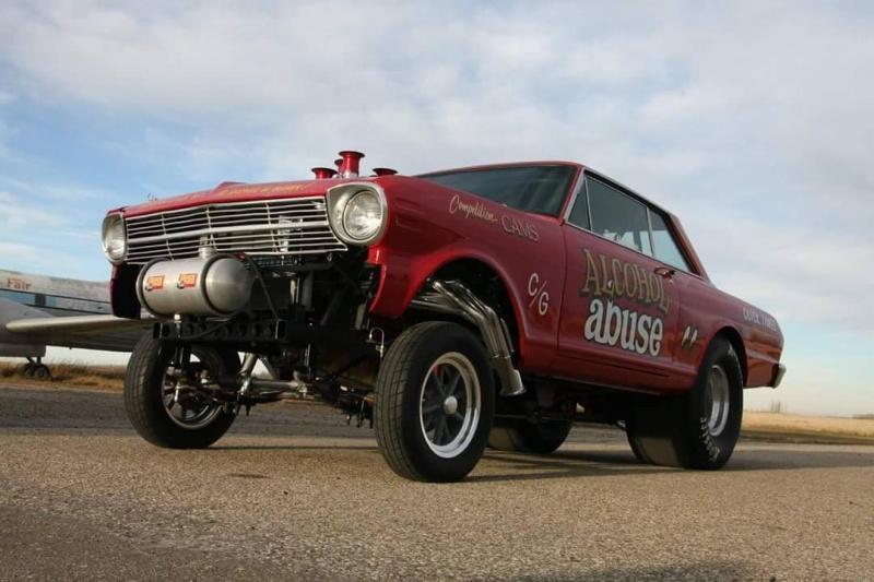 1960's GM gasser 13123311