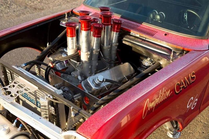 1960's GM gasser 13130812