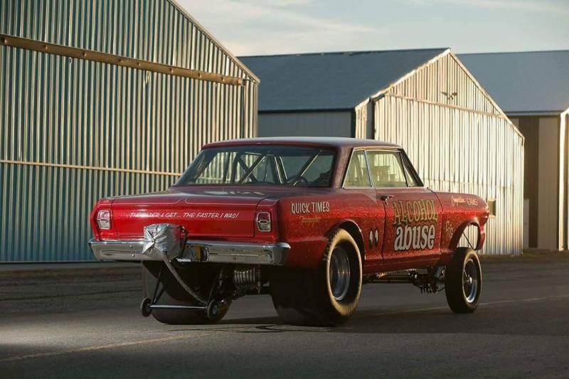 1960's GM gasser 13131110