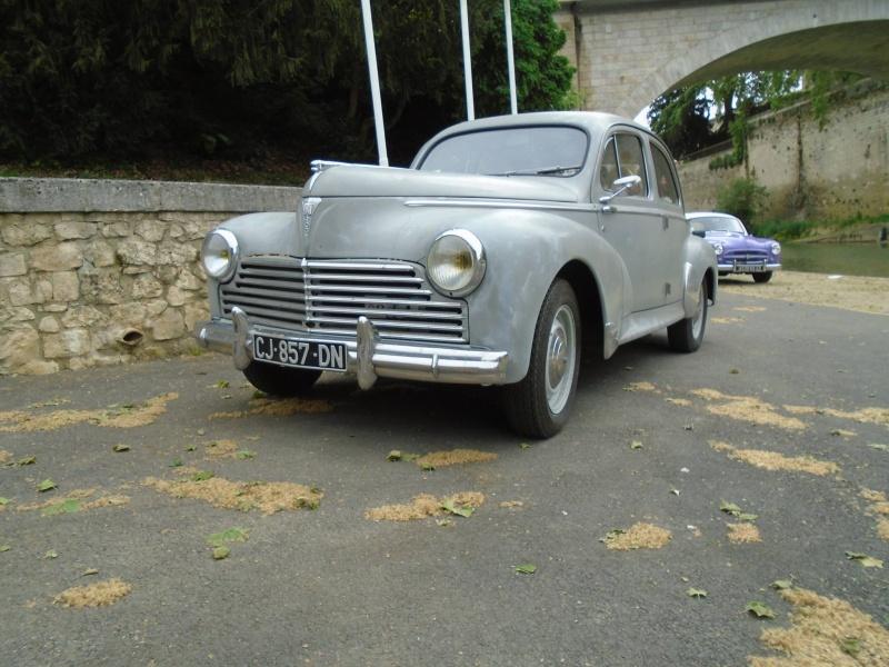 Renaults Frégate et voitures anciennes à Nerac (47) 13131410