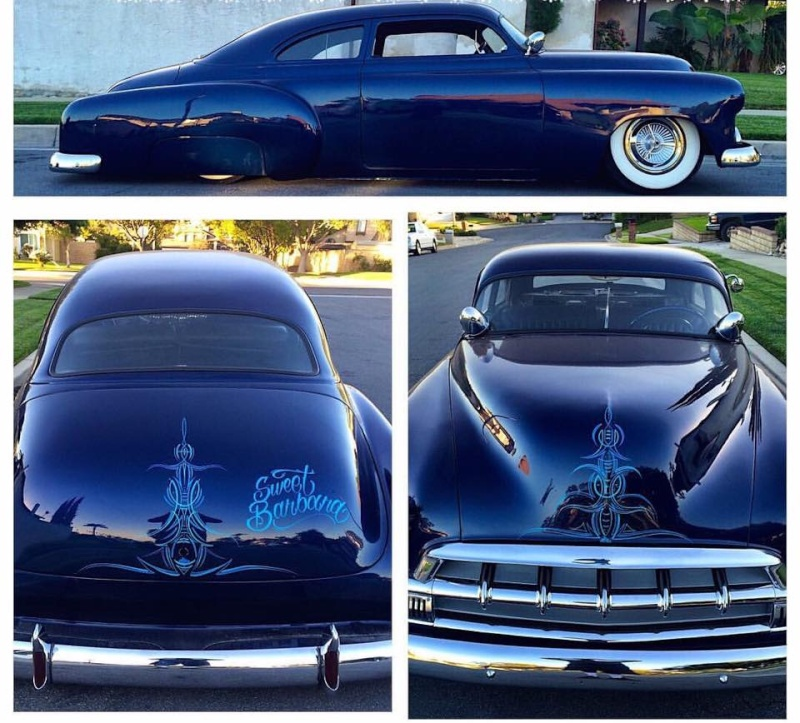 Chevy 1949 - 1952 customs & mild customs galerie - Page 22 13133111