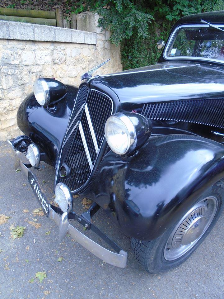 Renaults Frégate et voitures anciennes à Nerac (47) 13133311