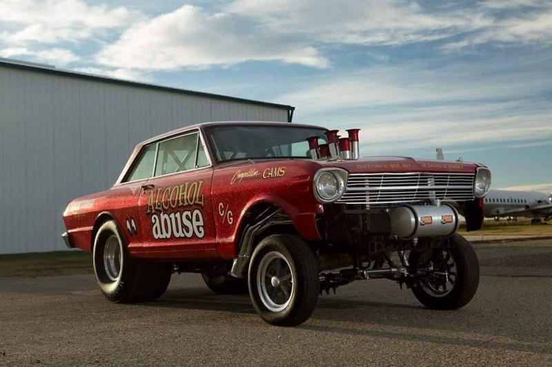 1960's GM gasser 13147311