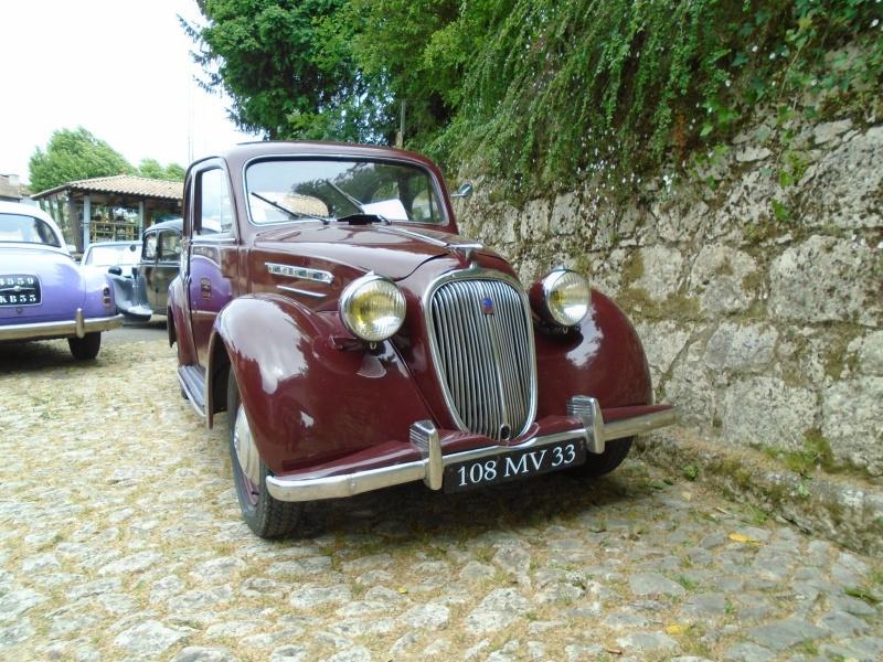 Renaults Frégate et voitures anciennes à Nerac (47) 13147312