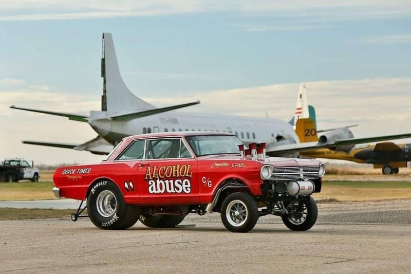 1960's GM gasser 13147410