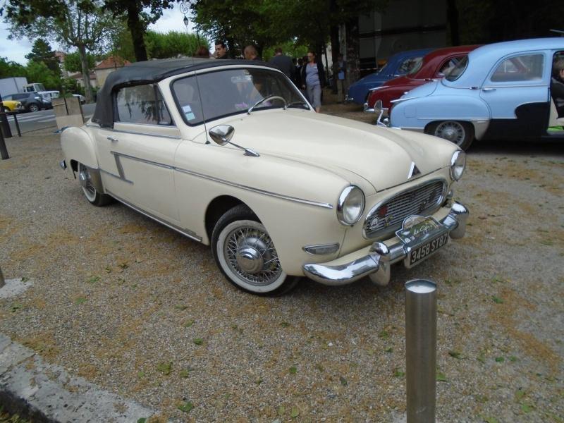 Renaults Frégate et voitures anciennes à Nerac (47) 13147412
