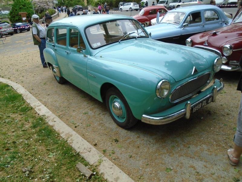 Renaults Frégate et voitures anciennes à Nerac (47) 13147413