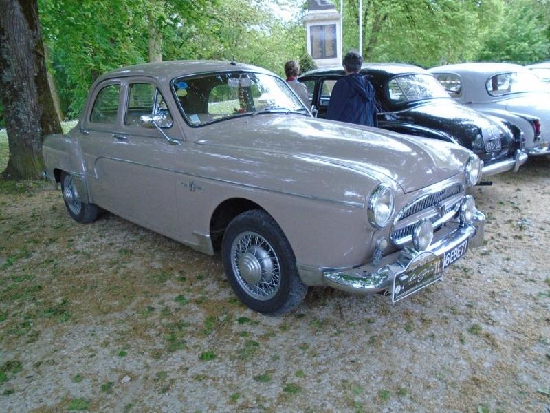 Renaults Frégate et voitures anciennes à Nerac (47) 13147710