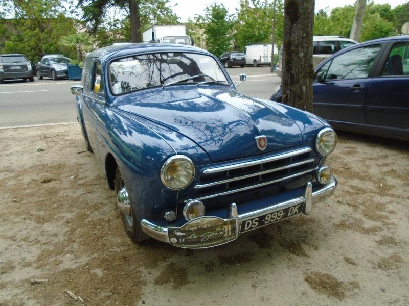 Renaults Frégate et voitures anciennes à Nerac (47) 13161811