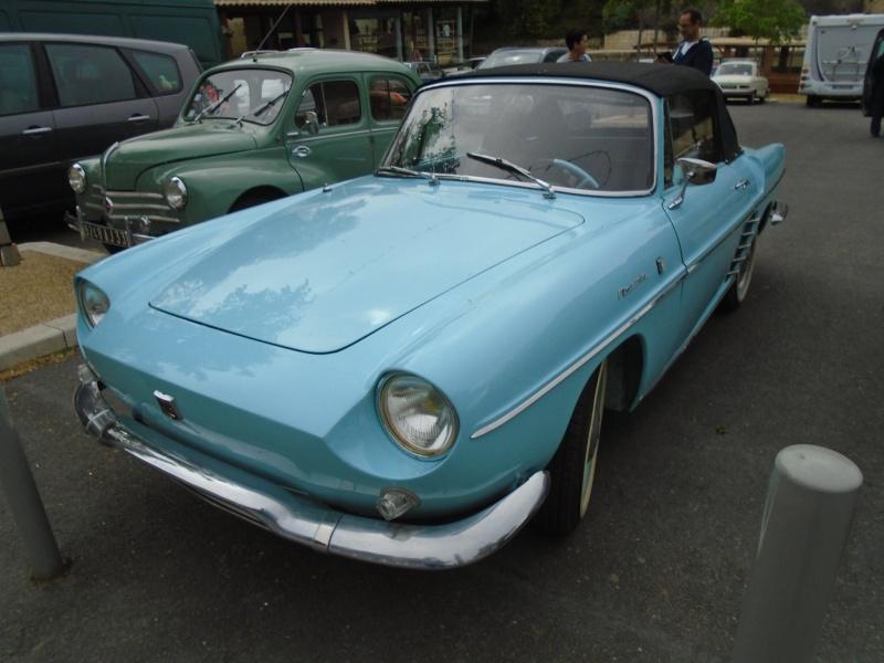 Renaults Frégate et voitures anciennes à Nerac (47) 13161910