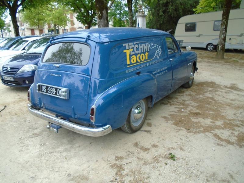 Renaults Frégate et voitures anciennes à Nerac (47) 13173110