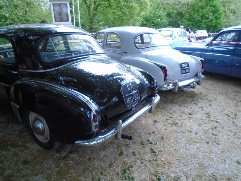 Renaults Frégate et voitures anciennes à Nerac (47) 13173311
