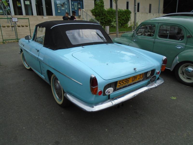 Renaults Frégate et voitures anciennes à Nerac (47) 13173410