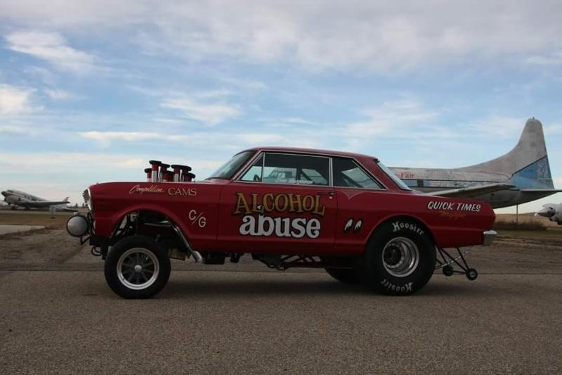 1960's GM gasser 13173510