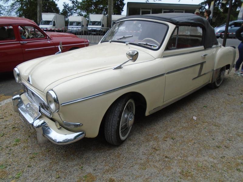 Renaults Frégate et voitures anciennes à Nerac (47) 13173511