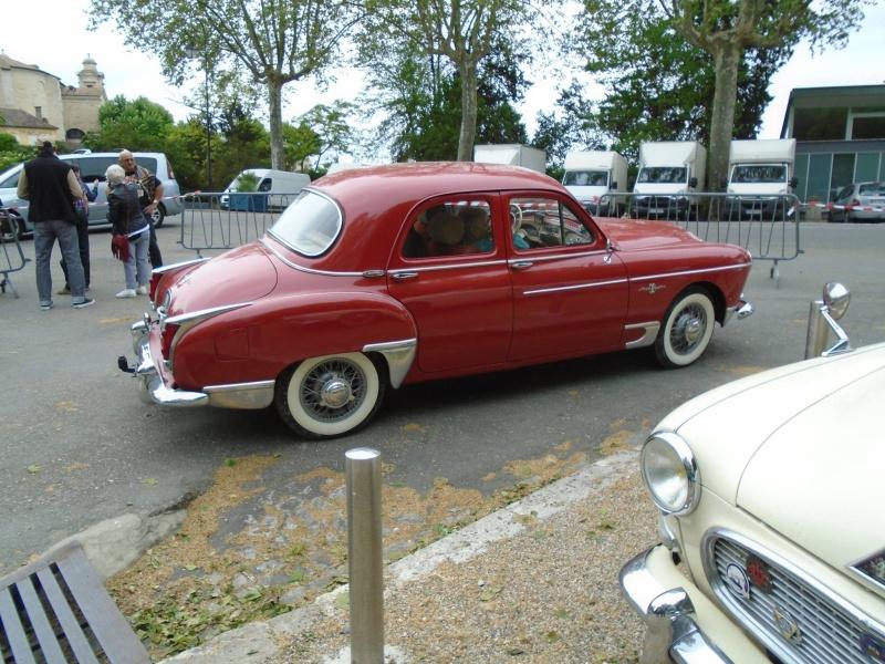 Renaults Frégate et voitures anciennes à Nerac (47) 13173512