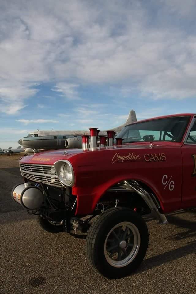 1960's GM gasser 13173810