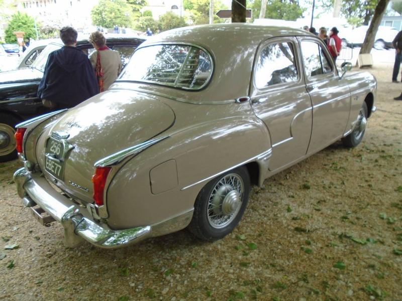 Renaults Frégate et voitures anciennes à Nerac (47) 13198510