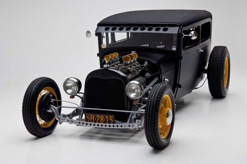 1928 - 29 Ford  hot rod - Page 9 132