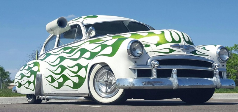 Chevy 1949 - 1952 customs & mild customs galerie - Page 22 13227510