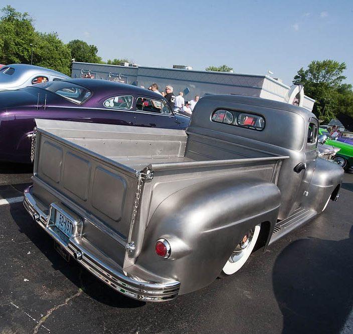 Ford¨Pick up 1948 - 1951 custom & mild custom - Page 2 13241211