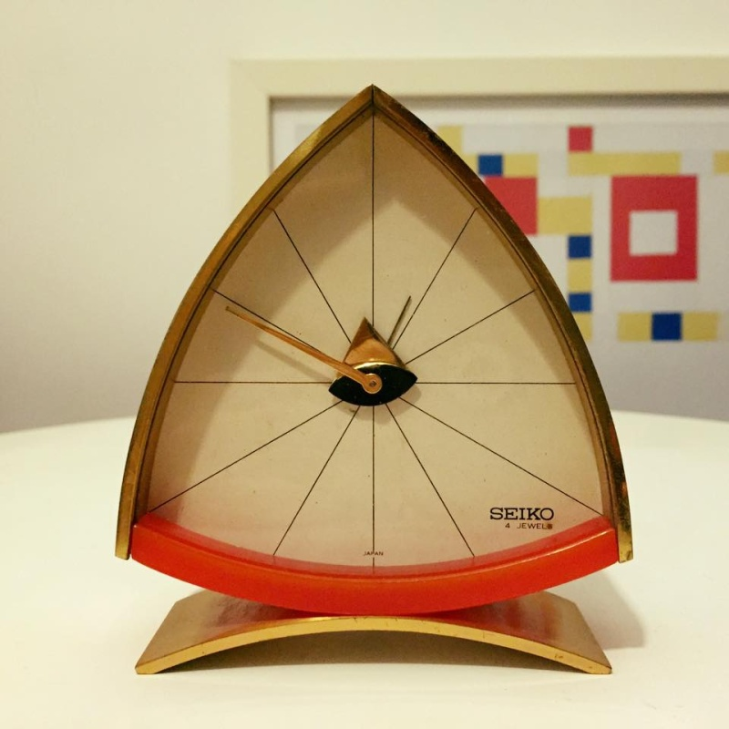 Horloges & Reveils fifties - 1950's clocks - Page 3 13244811