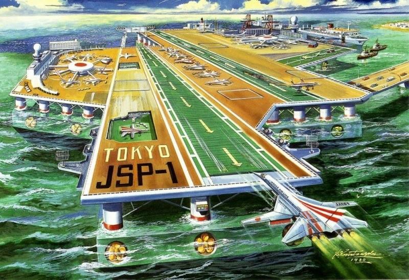 Shigeru Komatsuzaki (1915-2001) - Japanese Retrofuture. 13254710