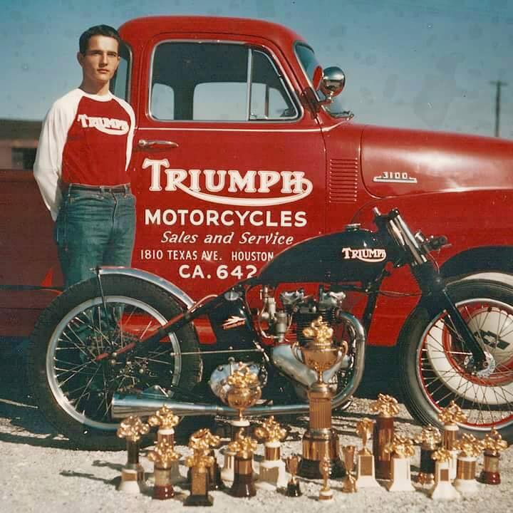 Photo Vintage -vintage pics - Chopper & Bobber - Page 3 13256410