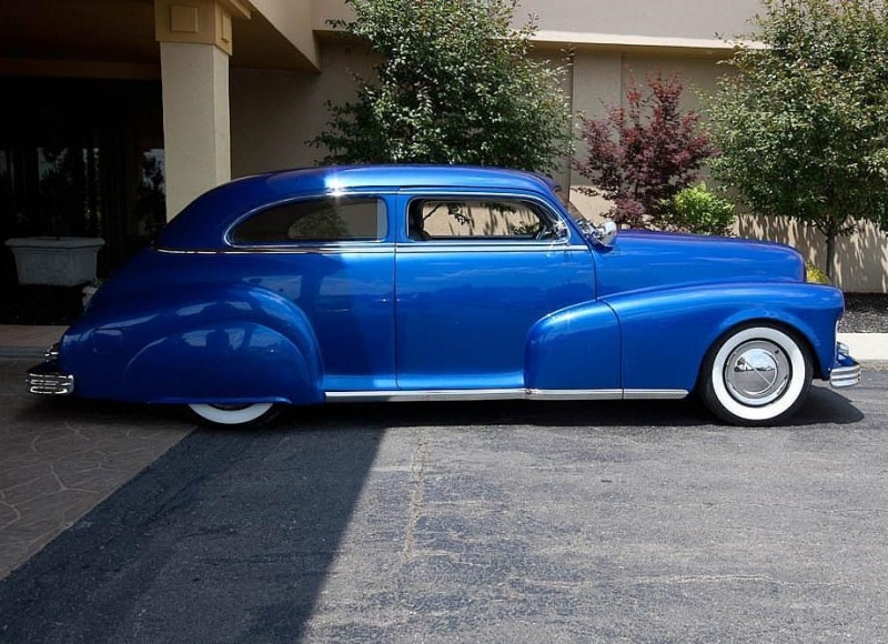 Chevrolet 1946 - 48 custom & mild custom - Page 2 13256412