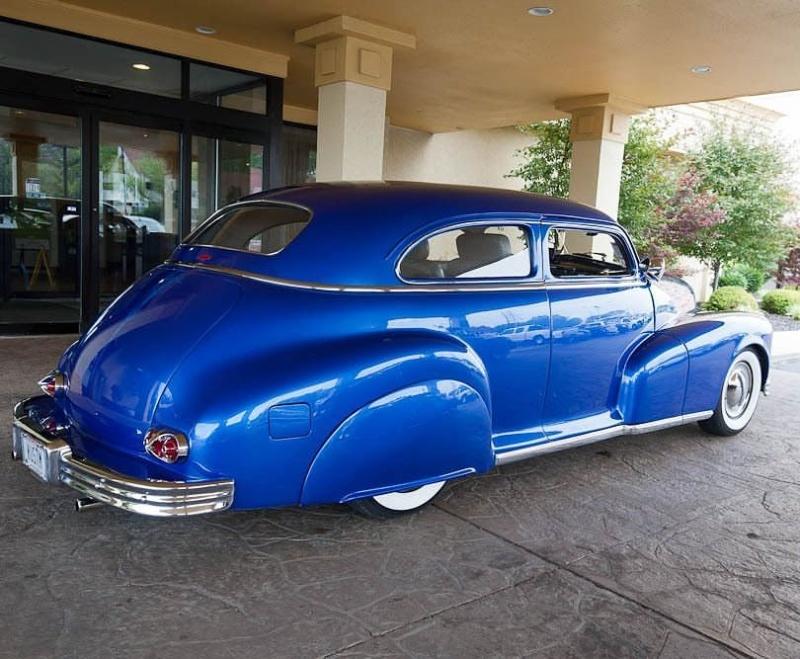 Chevrolet 1946 - 48 custom & mild custom - Page 2 13263810