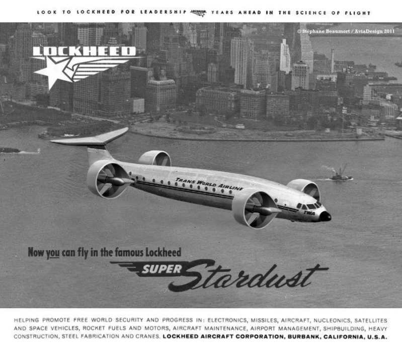 Avions 1950's, futuristes et vaisseaux spaciaux - Vintage Spaceships, Starships and futuristic planes.  13267814